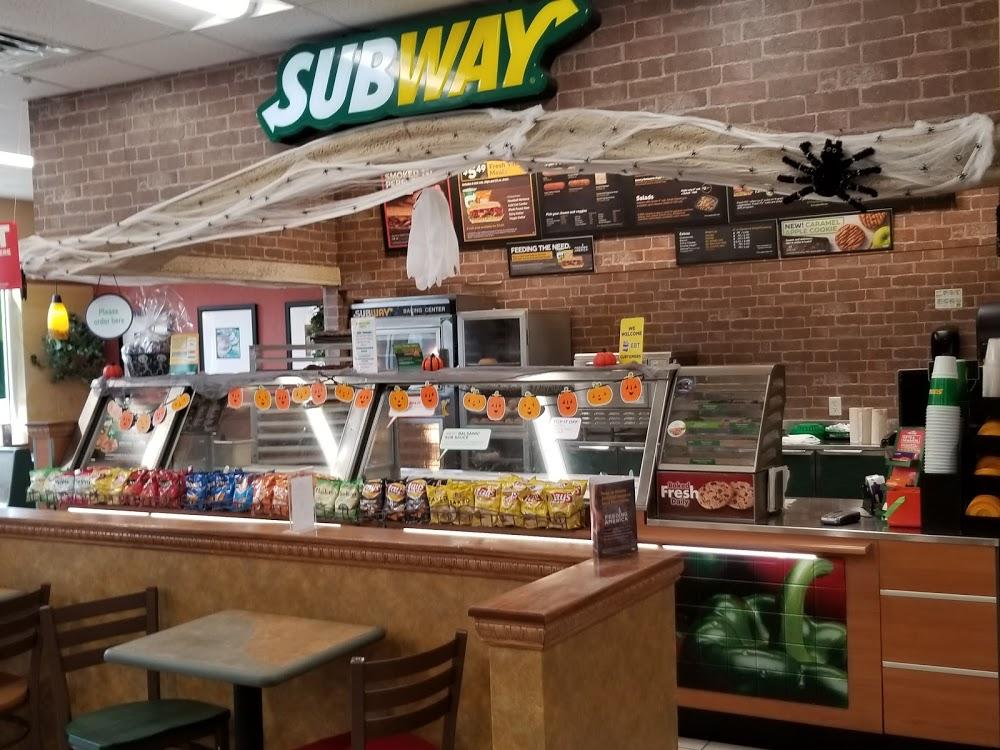 Subway-Wedgewood Ln